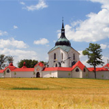 The Pilgrimage Church of St. John of Nepomuk at Zelená Hora