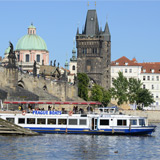 One-hour river cruise