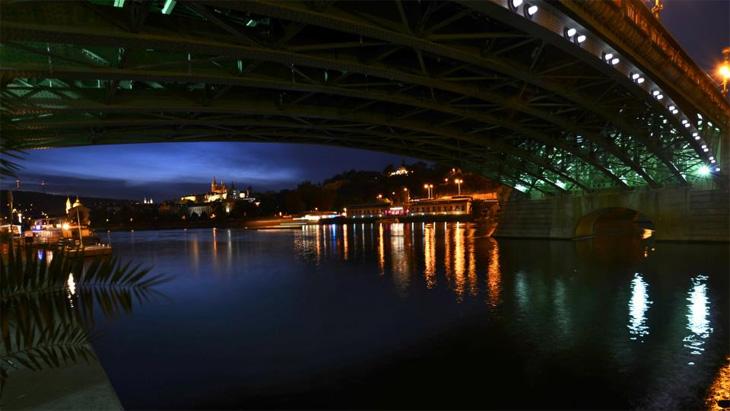 Čechův Bridge