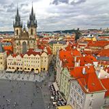 Squares in Prague