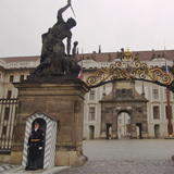Matthias Gate at Prague Castle